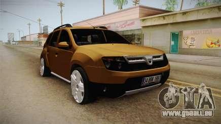 Dacia Duster pour GTA San Andreas