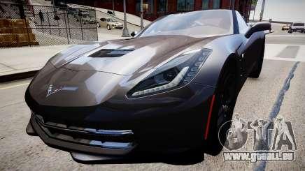 Chevrolet Corvette C7 pour GTA 4
