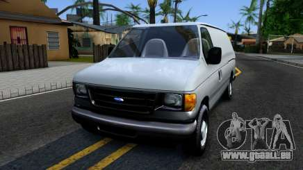 Ford E-150 v.2 pour GTA San Andreas