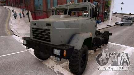 Kraz 5133 pour GTA 4