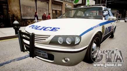 Police Patrol für GTA 4