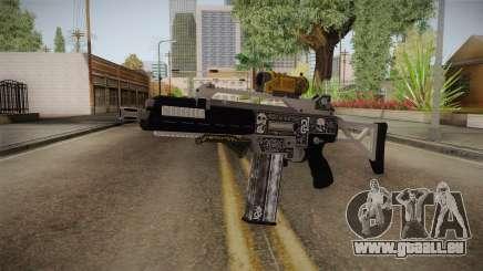 GTA 5 Special Carbine P v2 pour GTA San Andreas