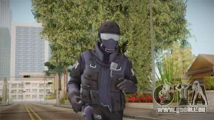 New SWAT pour GTA San Andreas