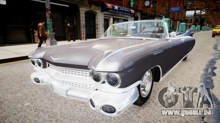Cadillac Eldorado v2 pour GTA 4