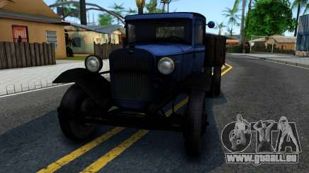 GAZ-MM 1940 IVF für GTA San Andreas