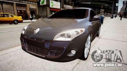 Renault Megane Coupe pour GTA 4