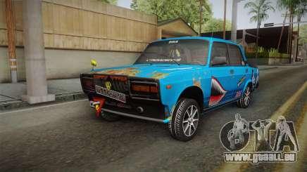 2107 Combat Classique pour GTA San Andreas