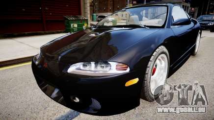 Mitsubishi Eclipse 1999 für GTA 4