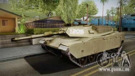 M60-2000 (120S) pour GTA San Andreas