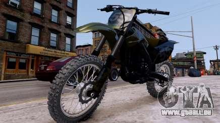 Suzuki RMZ pour GTA 4