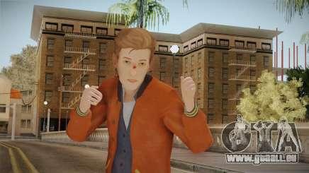 Life Is Strange - Nathan Prescott v2.4 für GTA San Andreas