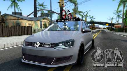 Volkswagen Polo STANCE pour GTA San Andreas
