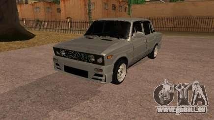 VAZ 2106 arménien pour GTA San Andreas