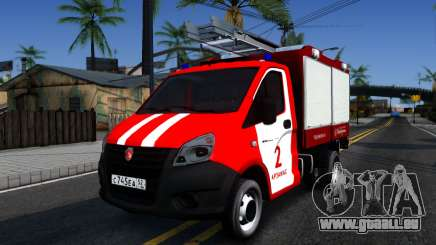 Gazelle Fire pour GTA San Andreas