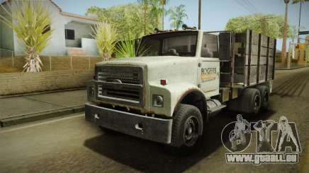 GTA 5 Vapid Scrap Truck v2 für GTA San Andreas