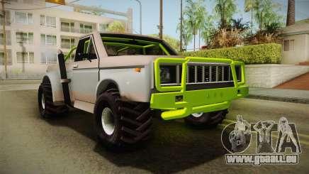 Sandy Racer v.1.5 pour GTA San Andreas