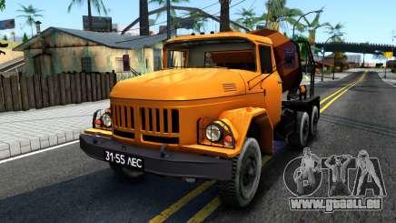 ZIL-131 Camion pour GTA San Andreas