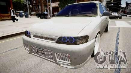 Toyota Corolla EmreAKIN Edition pour GTA 4