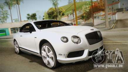 Bentley Continental GTV8S für GTA San Andreas