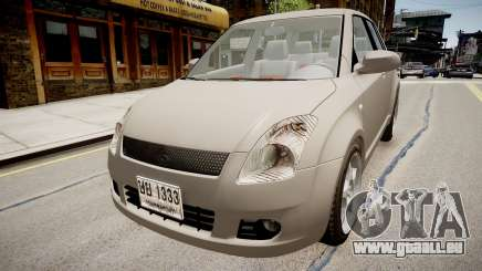 Suzuki Swift pour GTA 4