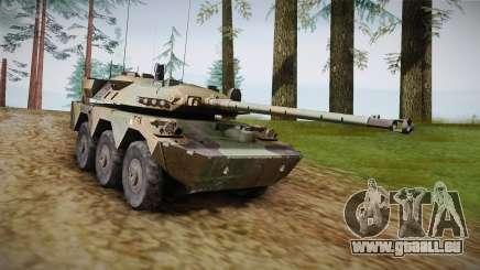 AMX-10RC für GTA San Andreas