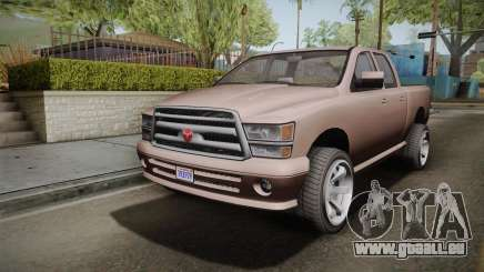 GTA 5 Bravado Bison IVF für GTA San Andreas
