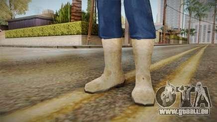 Bottes pour GTA San Andreas