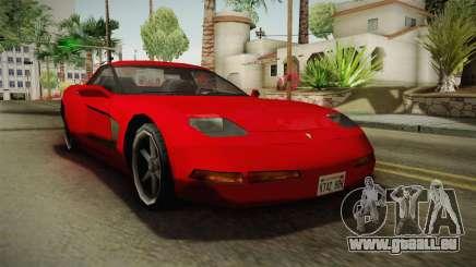 Declasse Coquette 2002 IVF pour GTA San Andreas