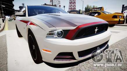 Ford Mustang Boss 302 2013 pour GTA 4