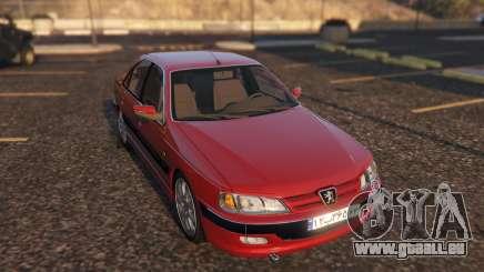Peugeot Pars für GTA 5