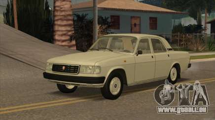 GAZ 31029 pre-production 1991 für GTA San Andreas