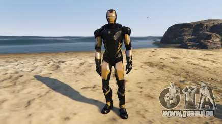 Iron Man Marvel Now für GTA 5