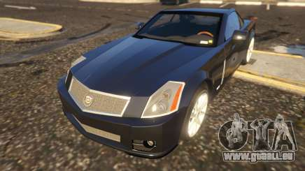 Cadillac XLR-V pour GTA 5