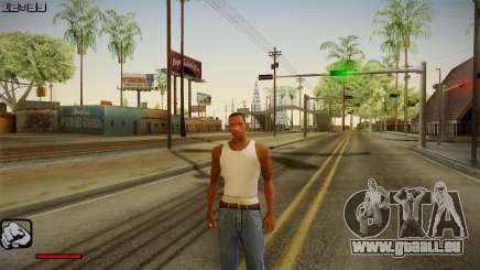 Nouveau hud 2.0 pour GTA San Andreas