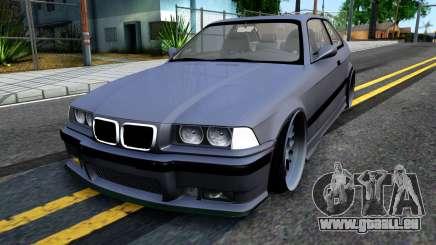 BMW 525i E34 für GTA San Andreas