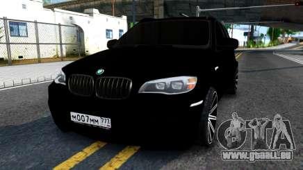 BMW X5M E70 2011 für GTA San Andreas