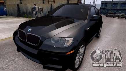 BMW X6M by DesertFox v.1.0 pour GTA 4