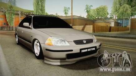 Honda Civic 1.6 iES pour GTA San Andreas