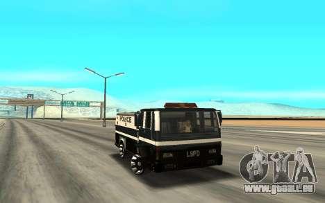 DFT30 Enforcer pour GTA San Andreas