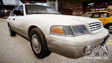 Ford Crown Victoria CVT Detective für GTA 4 rechte Ansicht