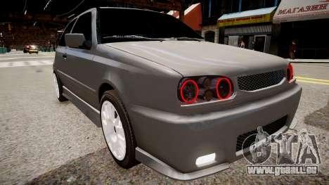 Volkswagen Golf 3 GTI pour GTA 4