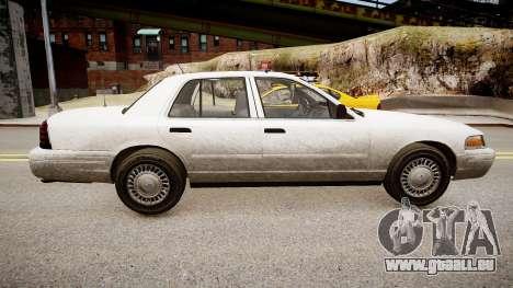 Ford Crown Victoria CVT Detective für GTA 4 linke Ansicht