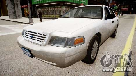 Ford Crown Victoria CVT Detective für GTA 4