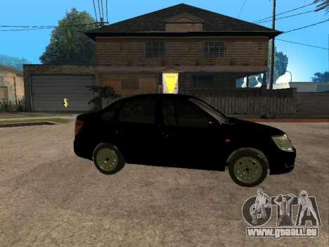 Lada Granta Armenian für GTA San Andreas rechten Ansicht