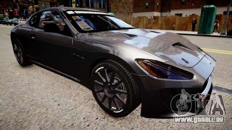 Maserati GranTurismo MC für GTA 4