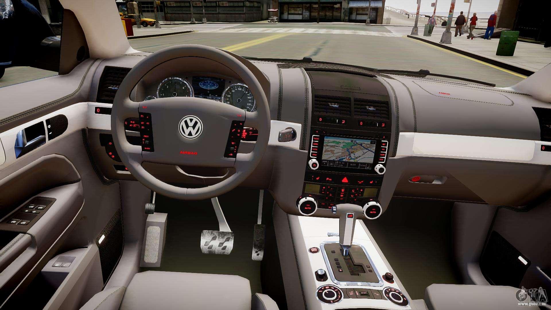 Volkswagen Touareg R50 für GTA 4
