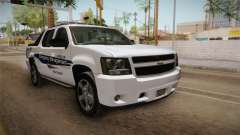 Chevrolet Avalanche 2008 Emergency Management
