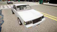 Buick Regal Grand National für GTA 4