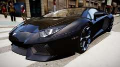 Lamborghini Aventador LP700-4 für GTA 4