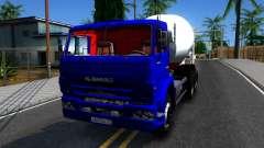 KamAZ 65115 Camion-Malaxeur